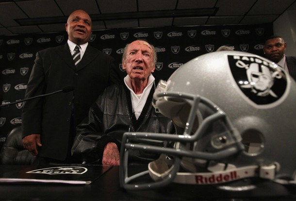 Will Estate Taxes Force Al Davis Family To Sell The