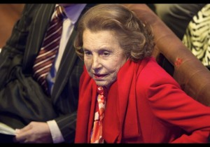 Liliane Bettencourt guardianship